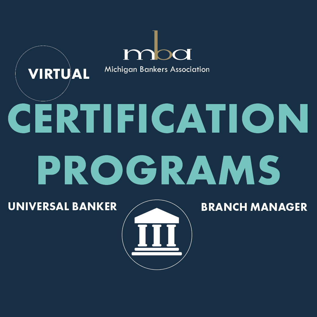 Branch Manager Certification Part One 03/04/21